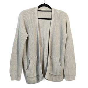 Marine Layer Knit Linen Cotton Blend Cardigan
